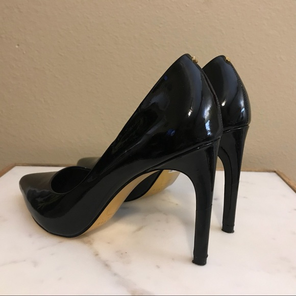 61bbbe665 Ted Baker London Shoes | Ted Baker Black Patent Leather Heels | Poshmark